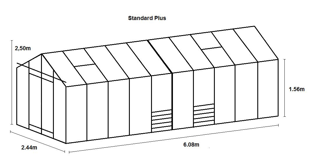 Deluxe Professional Standard Plus 15m2.